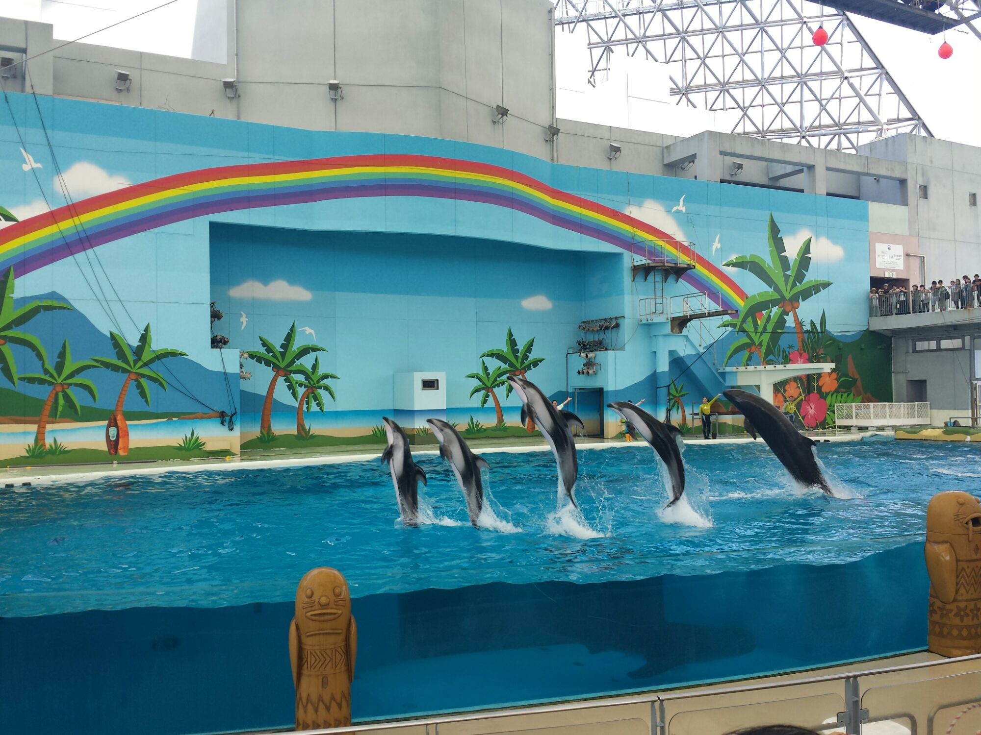 夏っぽいことしたくて水族館 ...